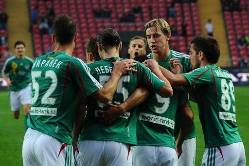 تيريك غروزني يواصل نزيف النقاط في الدوري الروسي
