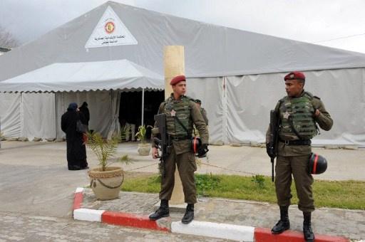 مقتل 13 مسلحا في عملية للجيش التونسي في شمال غرب البلاد