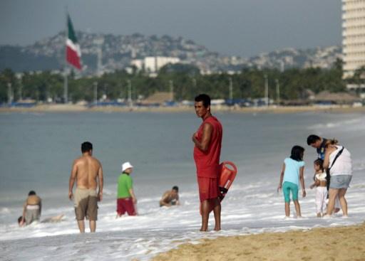 زلزال بقوة 6.8 درجة يضرب ساحل المكسيك الغربي