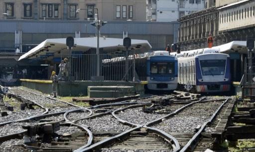 ارتفاع عدد مصابي قطار العاصمة الأرجنتينية الى 99 شخصا