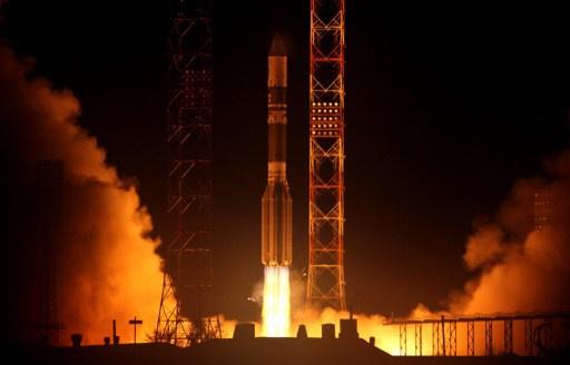 صاروخ روسي يحمل اليوم قمرا أمريكيا إلى المدار