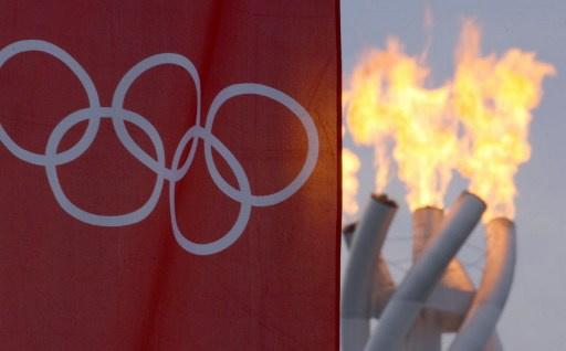 النار الأولمبية تصل إلى القطب الشمالي