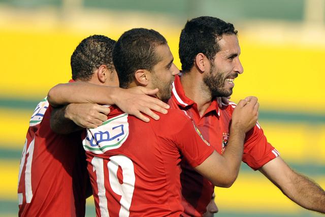 ركلات الترجيح تصعد بالأهلي المصري إلى نهائي أبطال إفريقيا