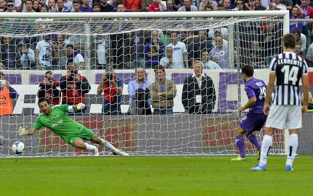 الدوري الإيطالي.. فيورنتينا يُسقط يوفنتوس بـ5 دقائق