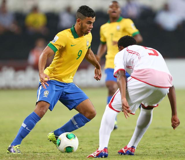 البرازيل تكتسح الإمارات بستة أهداف في مونديال الشباب