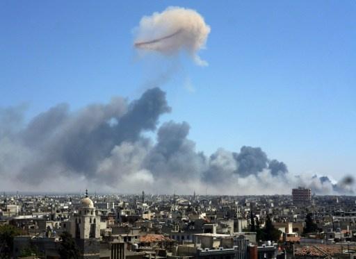 دمشق توافق على زيارة الإبراهيمي شرط ان يكون محايدا وتؤكد حضورها جنيف دون شروط