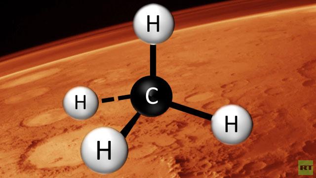 ندرة الميثان تضعف احتمال وجود حياة على سطح المريخ
