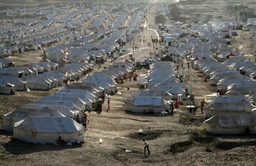 عدد اللاجئين السوريين في تركيا وصل إلى أكثر من 600 ألف شخص