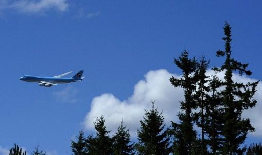 نجاة طائرتي ركاب بأعجوبة بعد أن كانتا على وشك التصادم فوق اسكتلندا