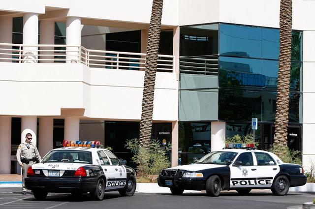 سقوط قتيلين ومصابين في اطلاق نار باحدى المدارس في ولاية نيفادا الامريكية