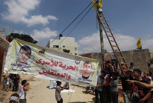 اسرائيل بصدد الافراج عن الدفعة الثانية من الأسرى الفلسطينيين
