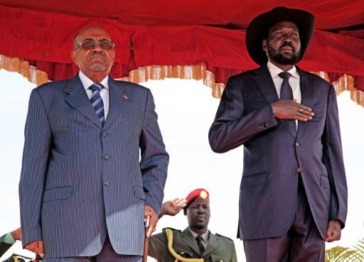 رئيسا السودان وجنوب السودان يبحثان في جوبا قضية منطقة أبيي المتنازع عليها