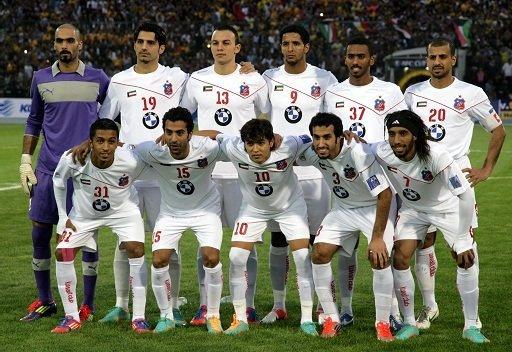 العميد الكويتي يبلغ نهائي كأس الاتحاد الآسيوي بثلاثية في شباك ايست بنغال الهندي