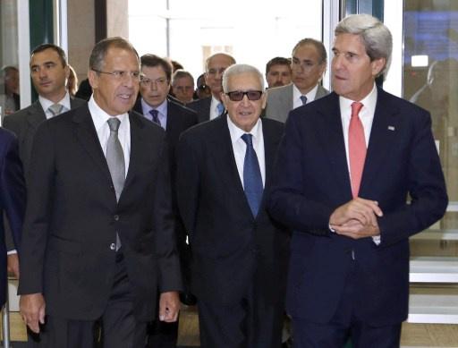 لقاء روسي أمريكي أممي في مطلع نوفمبر وروسيا تدعو لعدم التأخر بعقد