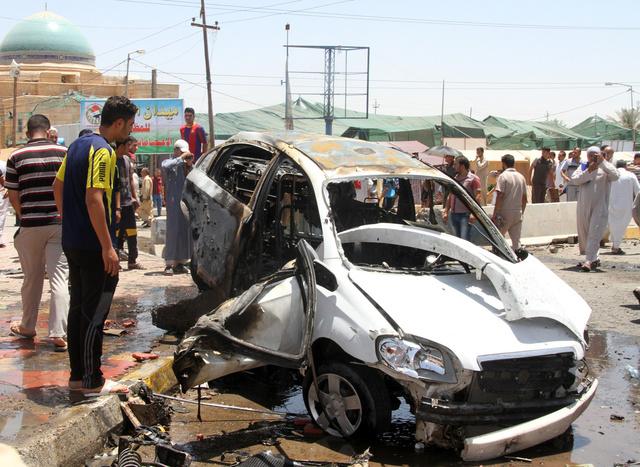 عشرات القتلى والمصابين في هجمات متفرقة في العراق