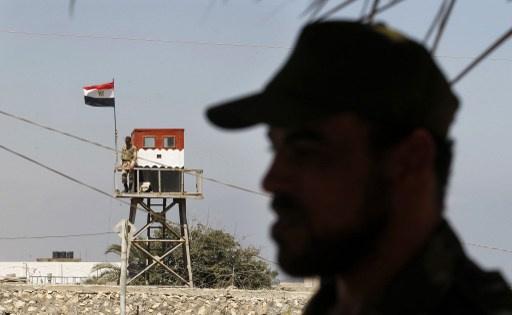 هجوم مسلح في سيناء يودي بحياة ضابط ومدني