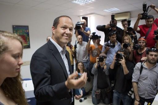 إعادة انتخاب نير بركات رئيساً لبلدية القدس