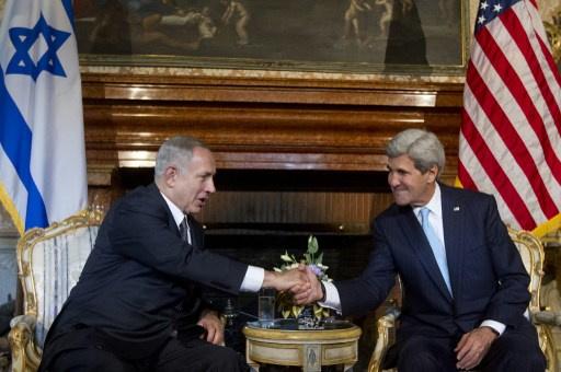 محادثات أمريكية-اسرائيلية في روما لبحث قيام دولة فلسطينية والبرنامج النووي الإيراني