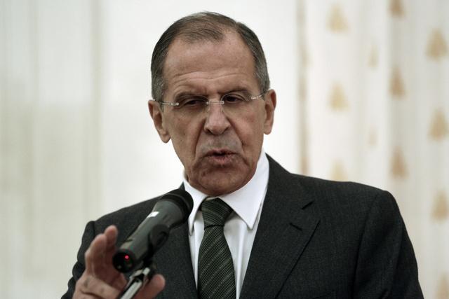 لافروف: التعامل الروسي الامريكي بشأن سورية يدل على أهمية الجهود الجماعية في مواجهة التحديات