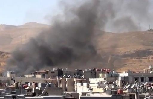 مقتل 13 مواطنا سوريا في سقوط قذائف هاون على دمشق وحلب