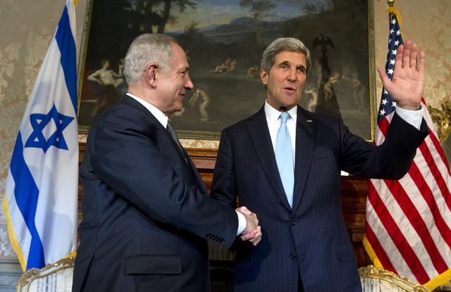نتانياهو يطلب من كيري عدم الاقدام على صفقة
