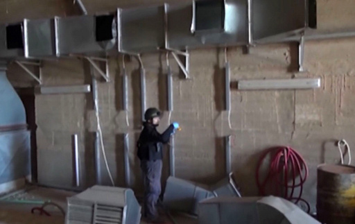 الولايات المتحدة تنوي تخصيص 6 ملايين دولار لتدمير السلاح الكيميائي السوري
