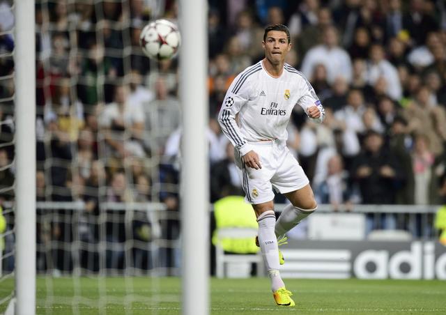 ريال مدريد يفوز على يوفنتوس بثنائية رونالدو