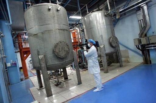 إيران توقف تخصيب اليورانيوم إلى مستوى 20%