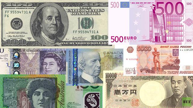 روسيا تبحث عن عملة احتياط أكثر استقرارا من الدولار الأمريكي