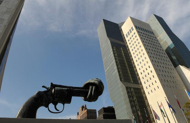 روسيا تعول على أن تبقى الأمم المتحدة الجهة الأساسية لضمان السلام في العالم