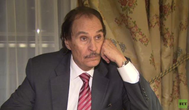 عزت العلايلي يعبر عن سعادته بزيارة موسكو مجددا ويشكر روسيا على وقفتها التاريخية مع مصر