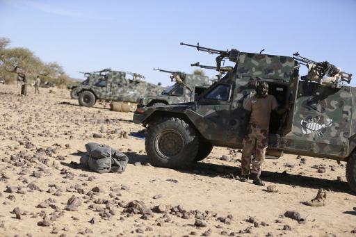 بمشاركة فرنسا وقوة أممية الجيش المالي يبدأ عملية عسكرية في شمال البلاد