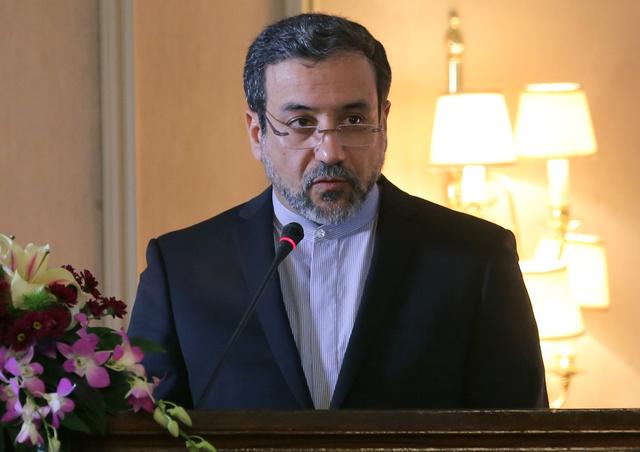 عراقجي: مفاوضات بين إيران والسداسية على مستوى الخبراء في أواخر أكتوبر