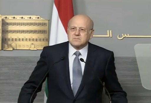 ميقاتي يتوعد بوضع حد للوضع في طرابلس ولا يستبعد مشاركة لبنان في جنيف ـ 2