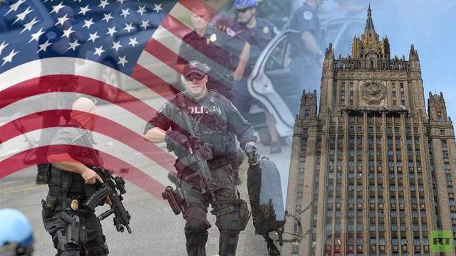 موسكو تنتقد لجوء الشرطة الأمريكية لاستخدام القوة المفرطة في حالات كثيرة