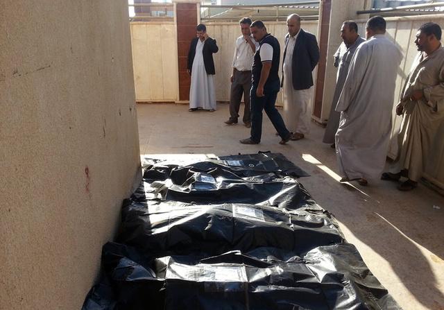 سقوط نحو 40 شخصا بين قتيل وجريح في هجمات متفرقة بالعراق