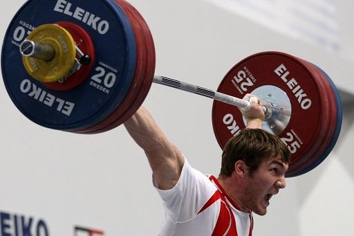 الرباع الروسي اوحادوف يفوز بالمركز الاول بكأس العالم في وزن دون 85 كيلوغراما