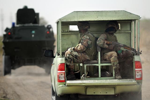 الجيش النيجيري يعلن تصفية أكثر من 90 من عناصر