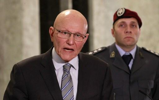 سلام يحذر من خطر العبث بأمن طرابلس