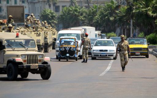 القبض على 4 تكفيريين في سيناء بمصر
