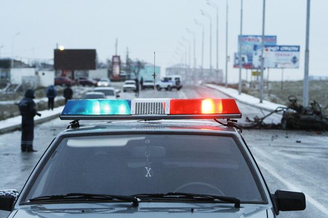 مقتل رجلين وامرأة في هجوم على شرطي بمدينة نازران الروسية