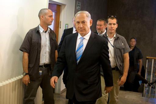 نتانياهو: على الفلسطينيين الامتناع عن مطالبهم الوطنية والاعتراف بالحقوق القومية لاسرائيل