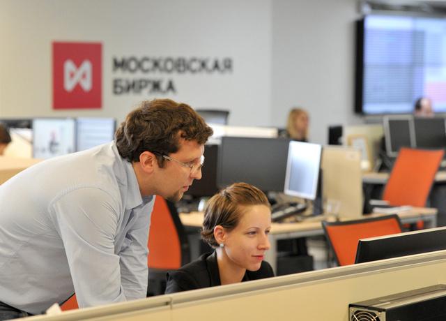المؤشرات الروسية تبدأ تعاملات الأسبوع على ارتفاع