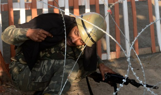 مقتل جندي هندي في كشمير بإطلاق نار من الجانب الباكستاني من الحدود