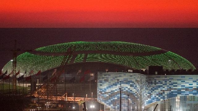 حفل افتتاح أولمبياد سوتشي 2014 يبدأ في 7 فبراير الساعة 20:14