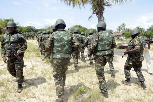 مستشفى في نيجيريا يتسلم جثة 35 جنديا