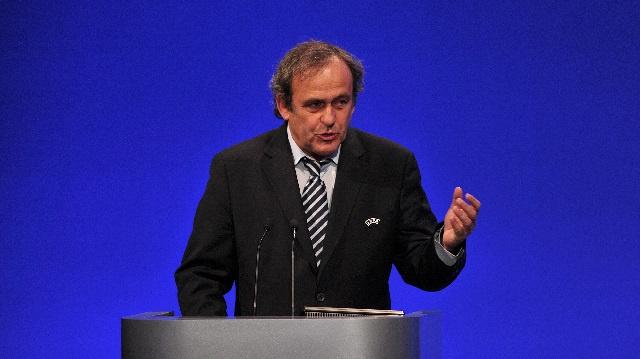 بلاتيني يقترح زيادة عدد المشاركين في مونديال العالم إلى 40 منتخبا