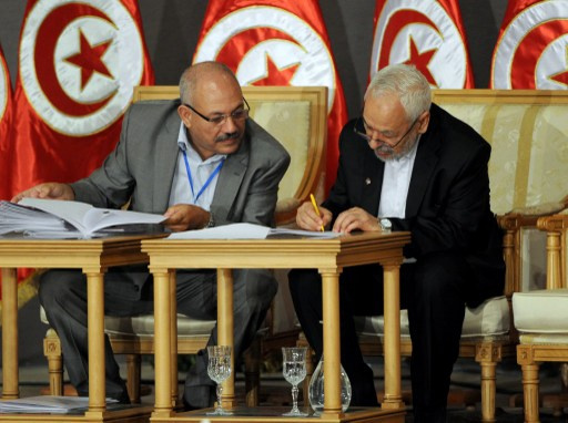 لجنة المسار الحكومي في تونس تنظر في قائمة المرشحين لمنصب رئيس الحكومة الجديدة