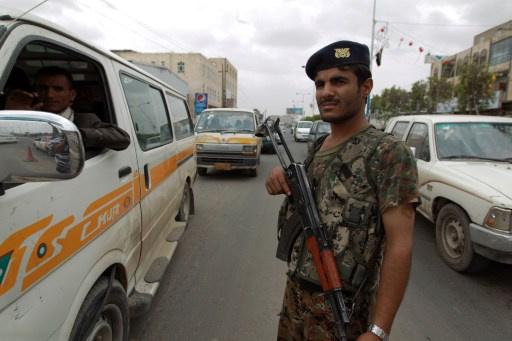 الشرطة اليمنية توقف عرضا لألعاب نارية أثار شائعات حول هجوم على السفارة الأمريكية