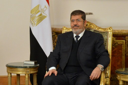 تحالف دعم الشرعية: مرسي لا يعترف بسلطة المحكمة التي سيمثل أمامها